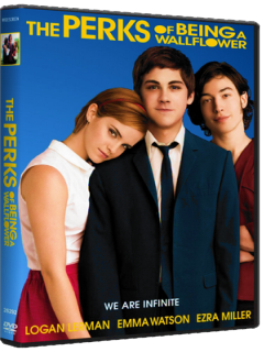 The Perks of Being a Wallflower DVDR NTSC Español Latino