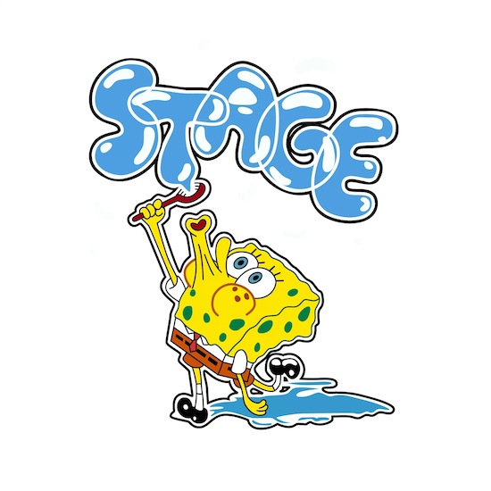 Best-SpongeBob-New-iPad-HD-wallpapers-stage