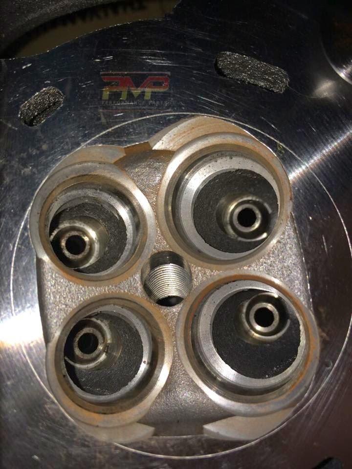 Head Racing Pmp Racing Cylinder Head 22/19