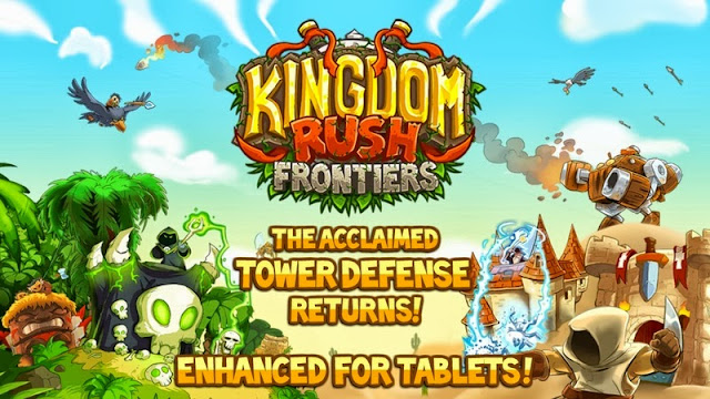 Kingdom Rush Frontiers Android Apk Mod+Data