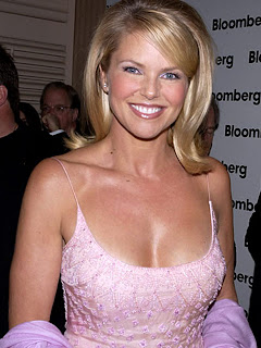 Christie Brinkley was not interested for modelling