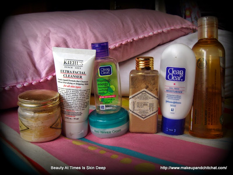 August September skin care favorites