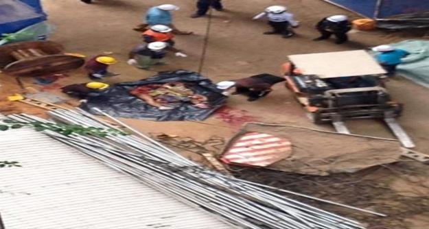 NGERI !! Kemalangan Kren di Bukit Bintang [4 Gambar]