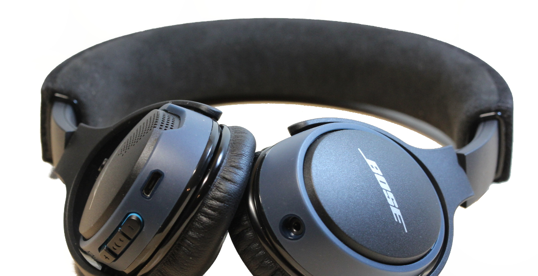 Bose SoundLink Bluetooth On-Ear Kopfhörer