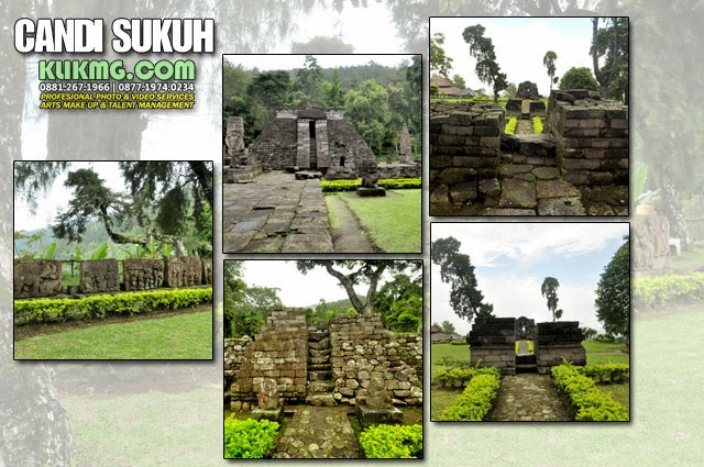 CANDI SUKUH 1 - Candi Hindu di Ngargoyoso, Karanganyar - Surakarta (Photo by. KLIKMG.COM Photographer Purwokerto / Photographer Banyumas / Photographer Indonesia)
