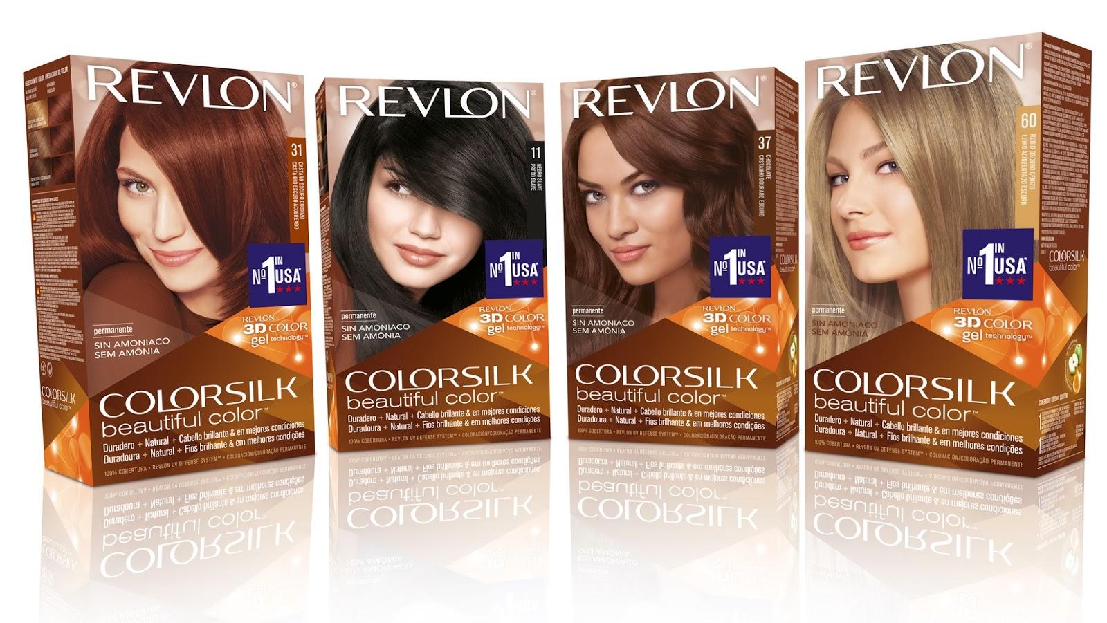 Tus Secretos de Belleza: Cambio de look con ColorSilk de Revlon
