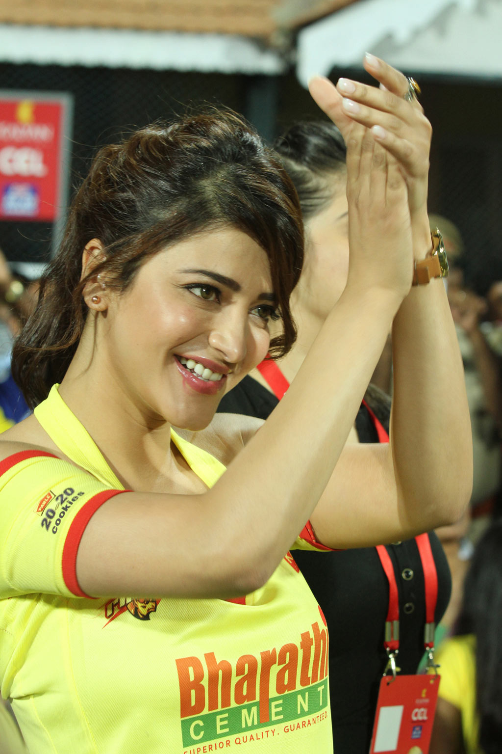 Actress in CCL Match Photos