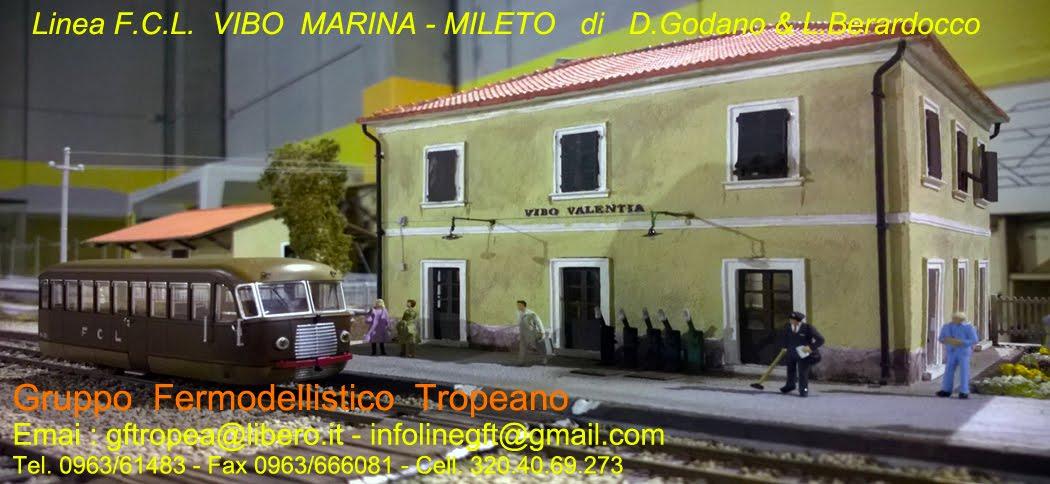 Linea F.C.L.  VIBO MARINA - MILETO