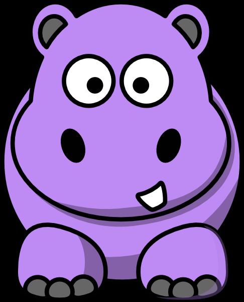 dibujos de hipopotamos para imprimir - Imagenes y dibujos para ...