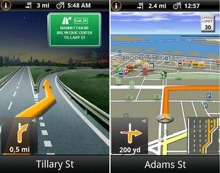 NAVIGON MobileNavigator (US) On-Board Navigation App for Android released