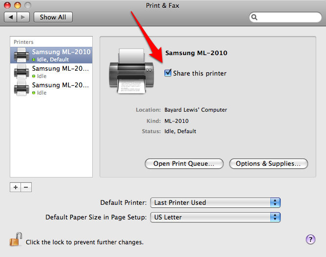 how to connect a mac to a printer wirelessly