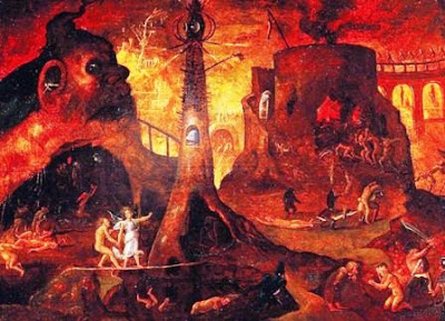gambar neraka jahanam