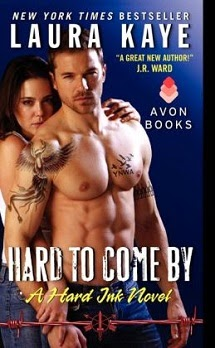 Hard to Come By (Hard Ink #3)