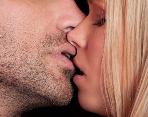 cara berciuman bibir