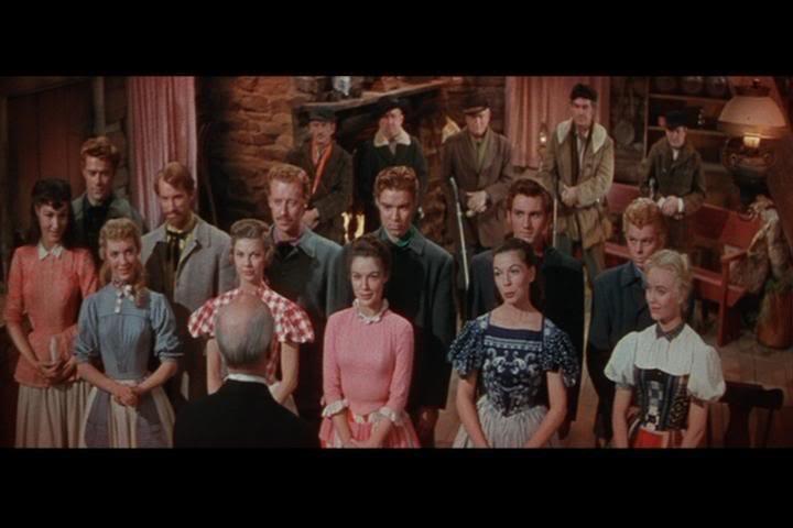 cineblog: clasicos: siete novias para siete hermanos