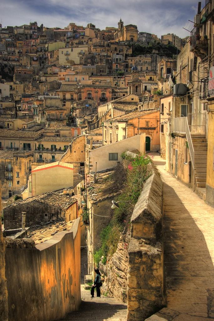Ragusa,Sicily,Italy