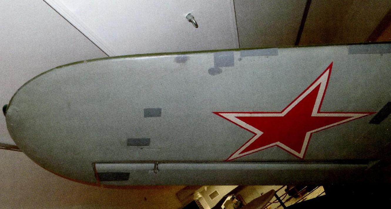 консоль крыла Як-18