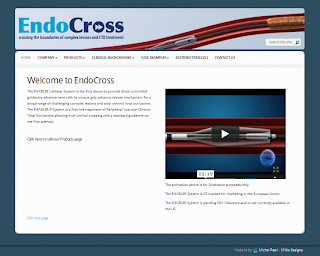 חברת EndoCross לייצור ציוד רפואי