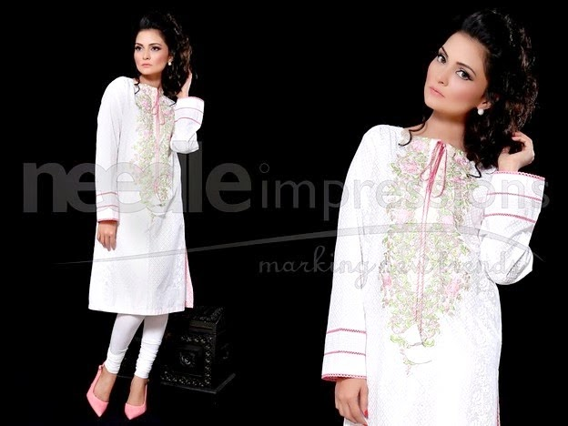 Needle Impressions Eid Collection 2014