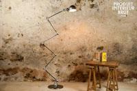 Lampe industrielle atelier Jieldé