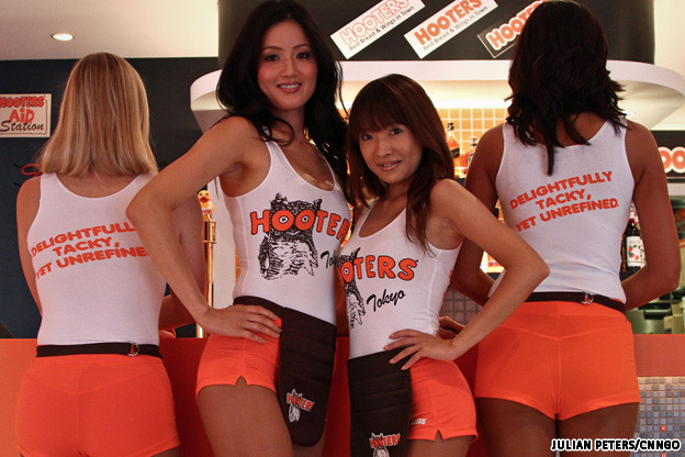 leadership hooters more than just I'd vote for you to be the official leadership blogger on 'undercover leader more than just theory and ideas i keep realizing how much more i need to do to.
