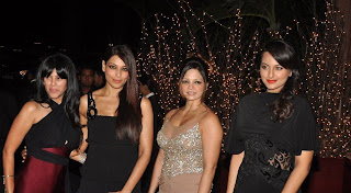 Bipasha Basu Hot with Sonakshi at Karan Johar Birth Day Party