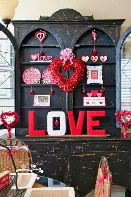 Recursos para el aula Decorar el aula en San Valentin~ Salon De Clases Decorado De San Valentin