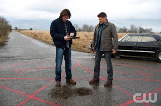 Supernatural S08E19. Taxi Driver