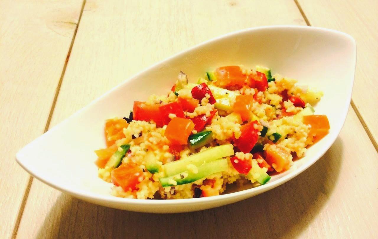 Couscous salat weight watchers rezept