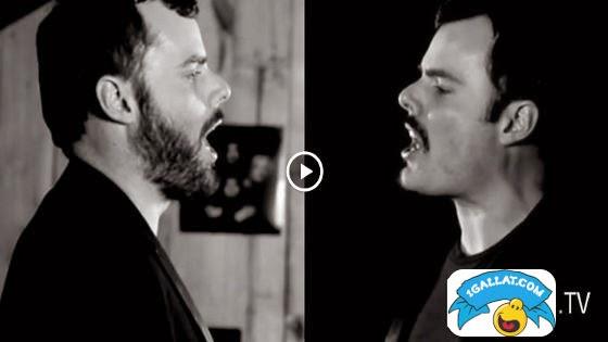 MUZIKE : Dueti Pavarotti - Freddie Mercury Do Ju Kepuse Ne Mes