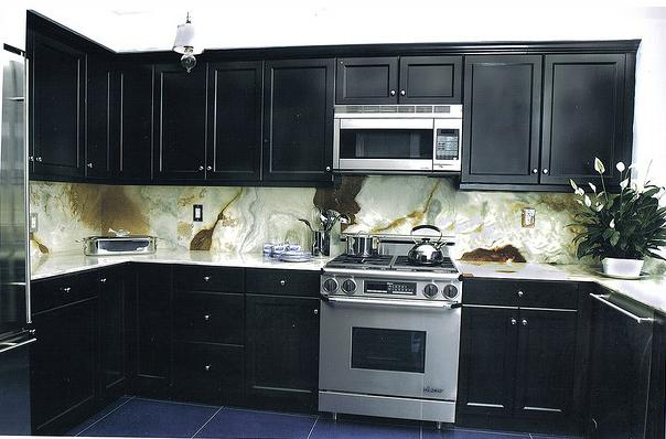 Kitchen Design Austin Painted Cabinets Make For Shockingly