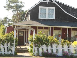 butterfield cottage in seaside oregon