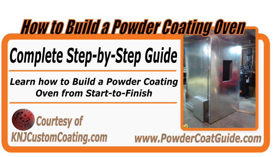 how to build a powder coating oven diy