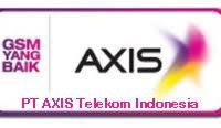 Lowongan Kerja 2013 AXIS Desember 2012 untuk Penempatan Jakarta & Jawa Tengah