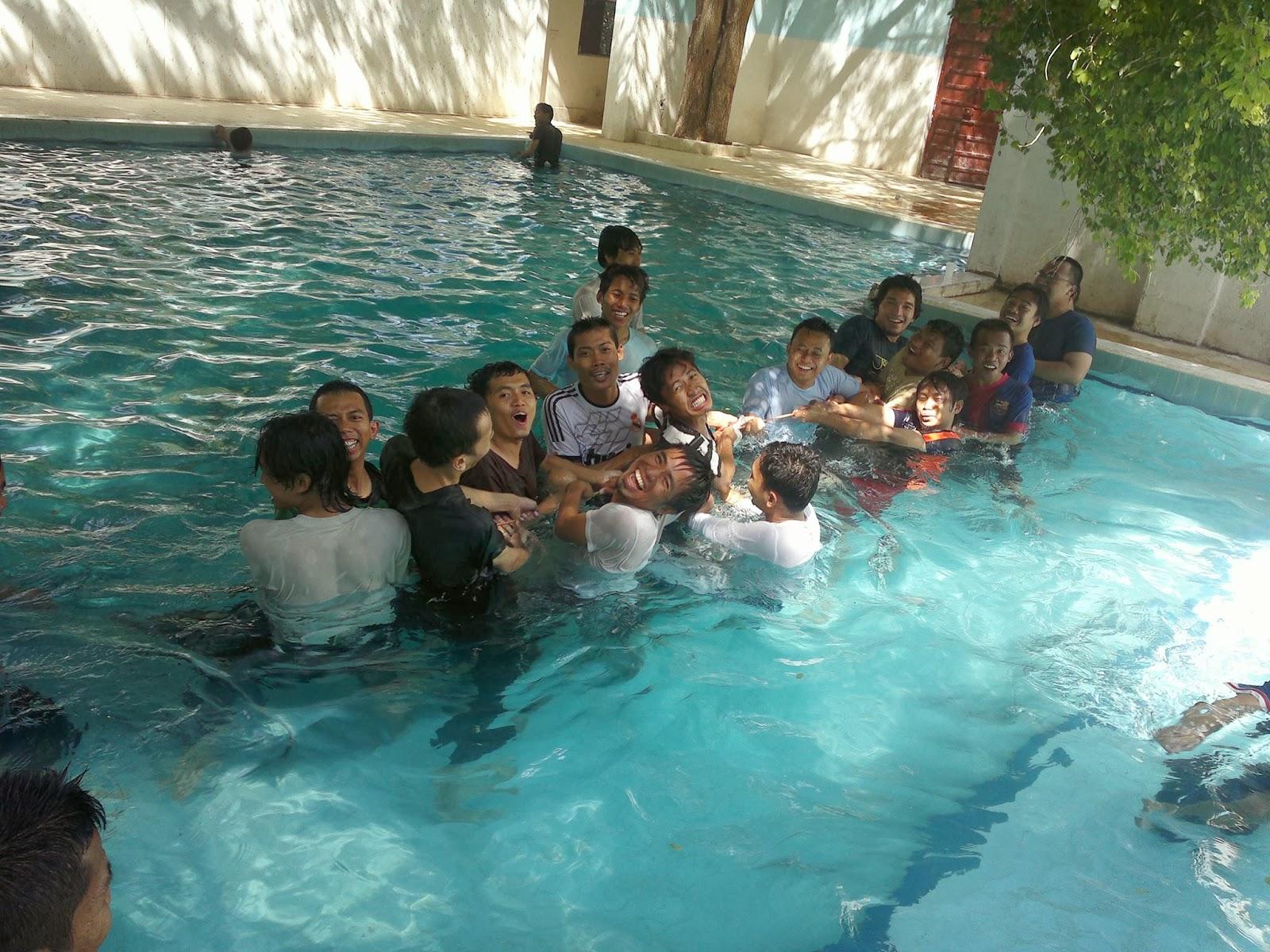 Mahasiswa Indonesia angkatan 15 di Universitas Al-Ahgaff, Yaman.