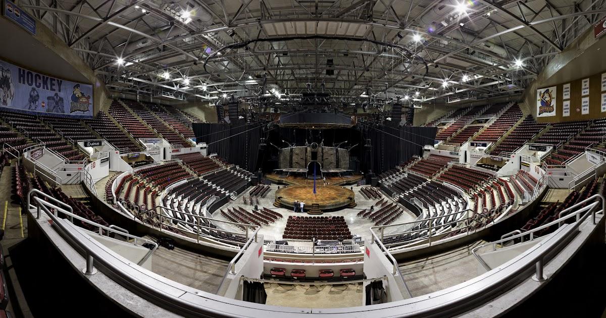 Life In The Circus Peoria Civic Center Peoria Il