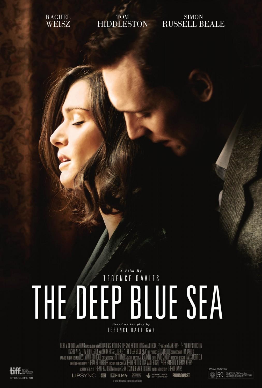 The Deep Blue Sea affiche