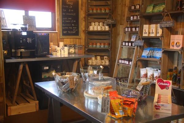 New Coffee Shop Preston Bissett