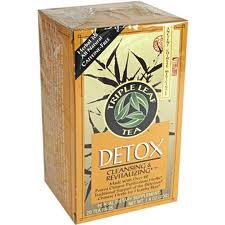 Triple Leaf Detox Tea fights hair loss
