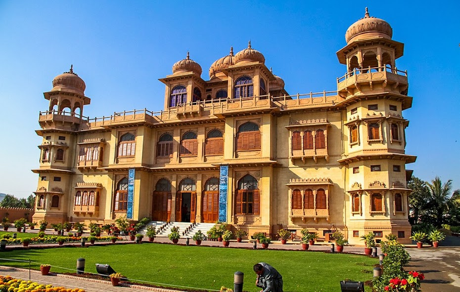 Mohatta Palace Museum Old Clifton Karachi PAKISTAN