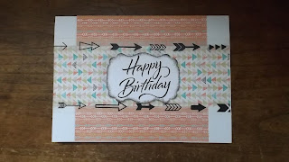 Chalk It Up Birthday Card