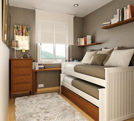 Small Bedroom Design Picture Minimalist | My Home Design