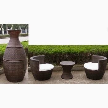 Decorarte muebles de terraza for Conjunto terraza ikea