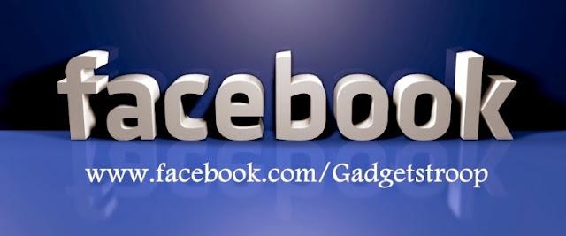 facebook gadgetstroop
