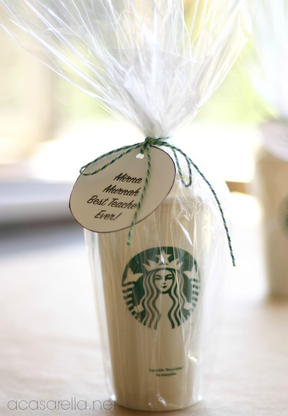 Easy Teacher\'s Gift (And a Plea for Help) | \'A Casarella