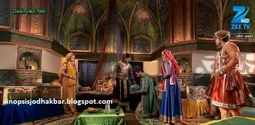 Jodha Akbar Episode 324