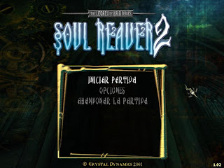 Soul Reaver 2 PC captura