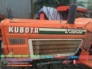 Bán máy cày đất máy xới kubota l3202 L3202 DT ở tại Thanh Hóa