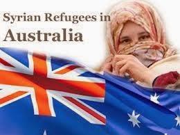 لجوء السوريين لاستراليا