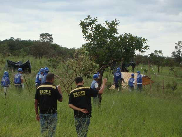 Bela Vista: polícia prende mais 38 grileiros em São Sebastião